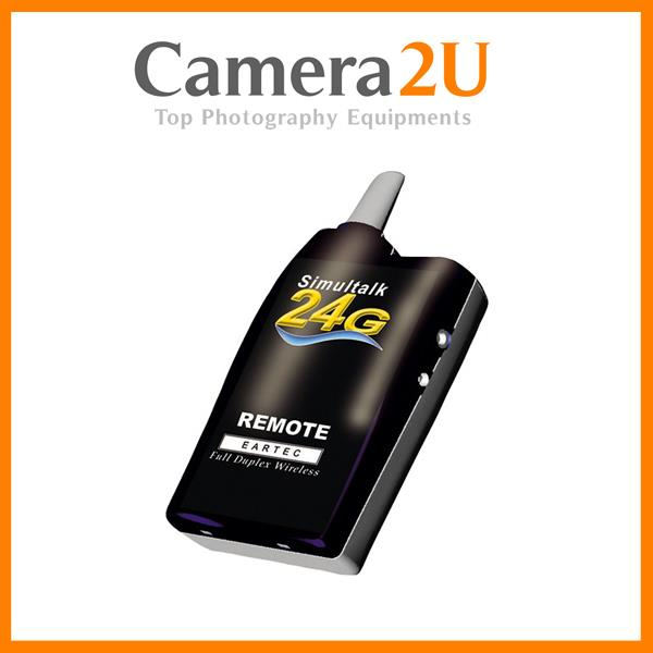 Eartec Simultalk 24G Remote Wireless Transceiver RM536.00