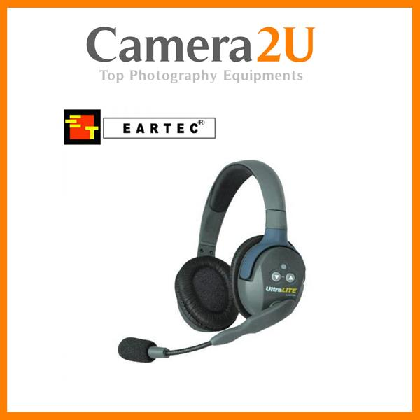 Eartec UltraLite Double Headset