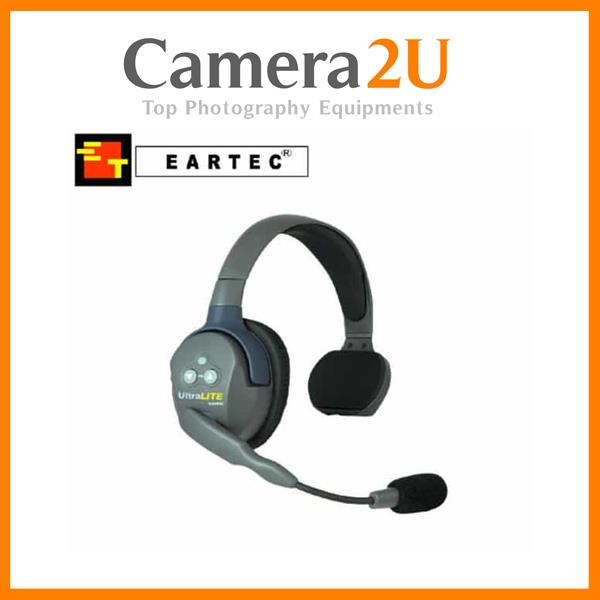 Eartec UltraLite Single Ear Headset