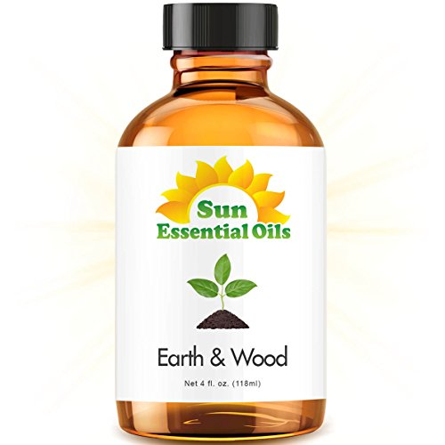 Earth  & Wood Blend Essential Oil (Huge 4oz Bottle) Bulk Earth  & Wood Blend O