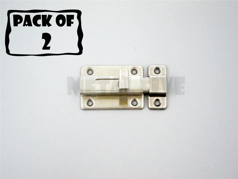 Easy Door Latch Lock Door Bolt For Kitchen Cabinet, Sliding Door