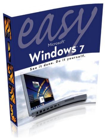 Easy Microsoft Windows 7 Premium Full eBook   Must Have for Everyone