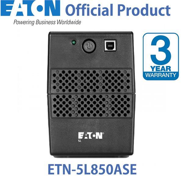Eaton 5L 850VA (480 Watts) UPS (ETN-5L850ASE)