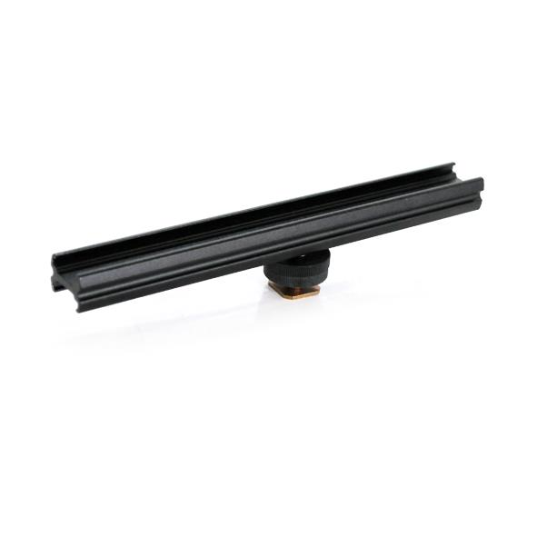 EB M11-104B Adjustable Hot Shoe Extension Bar 200mm