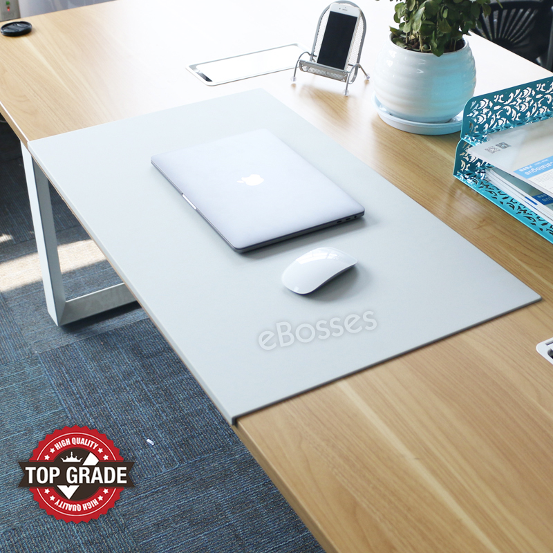 Sensational Ebosses Perfect Mouse Large Desk Pad Mate For Office Home Large Grey Home Remodeling Inspirations Gresiscottssportslandcom