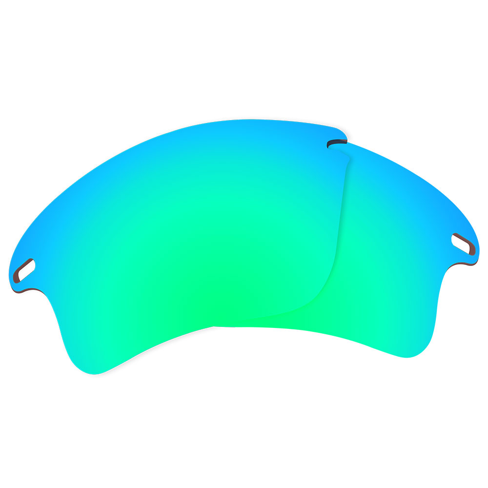 eBosses Polarized Replacement Lenses for Oakley Fast Jacket XL - Emara