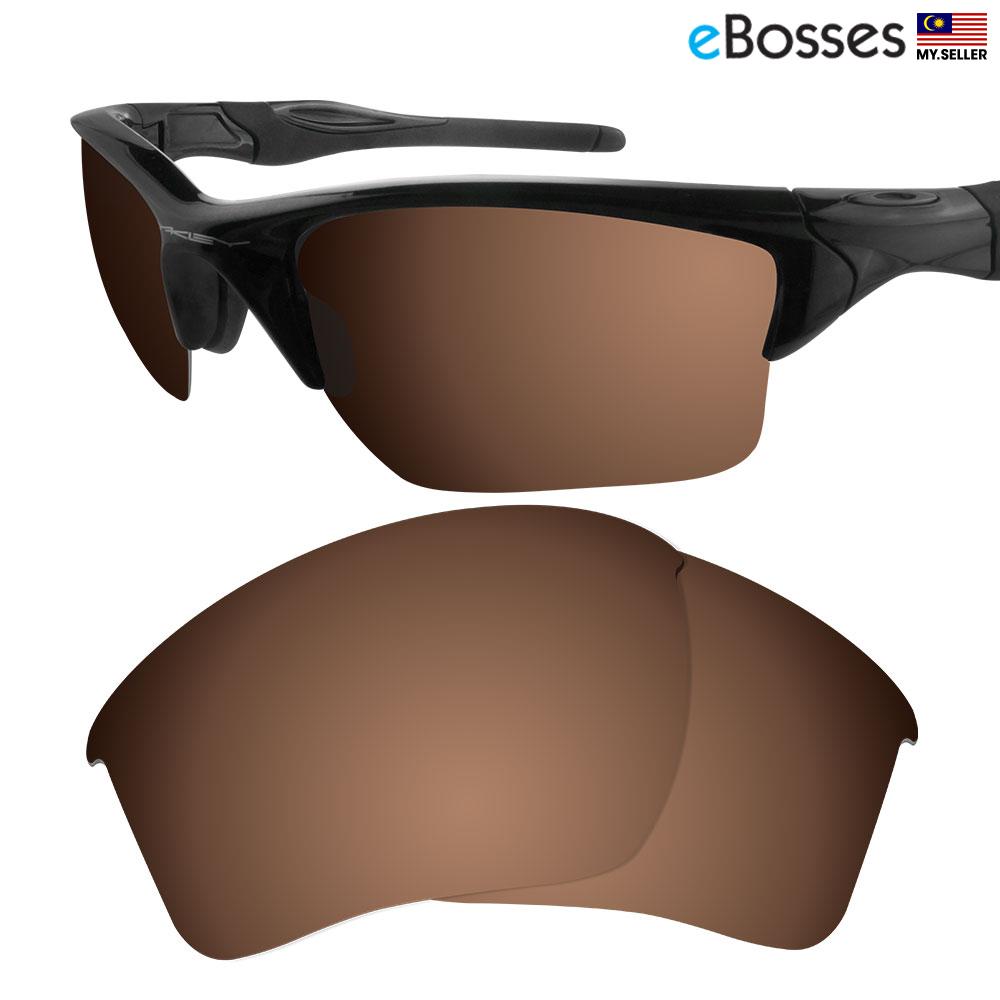 506b40cb0bf eBosses Polarized Replacement Lenses for Oakley Half Jacket 2.0 XL - E. ‹ ›