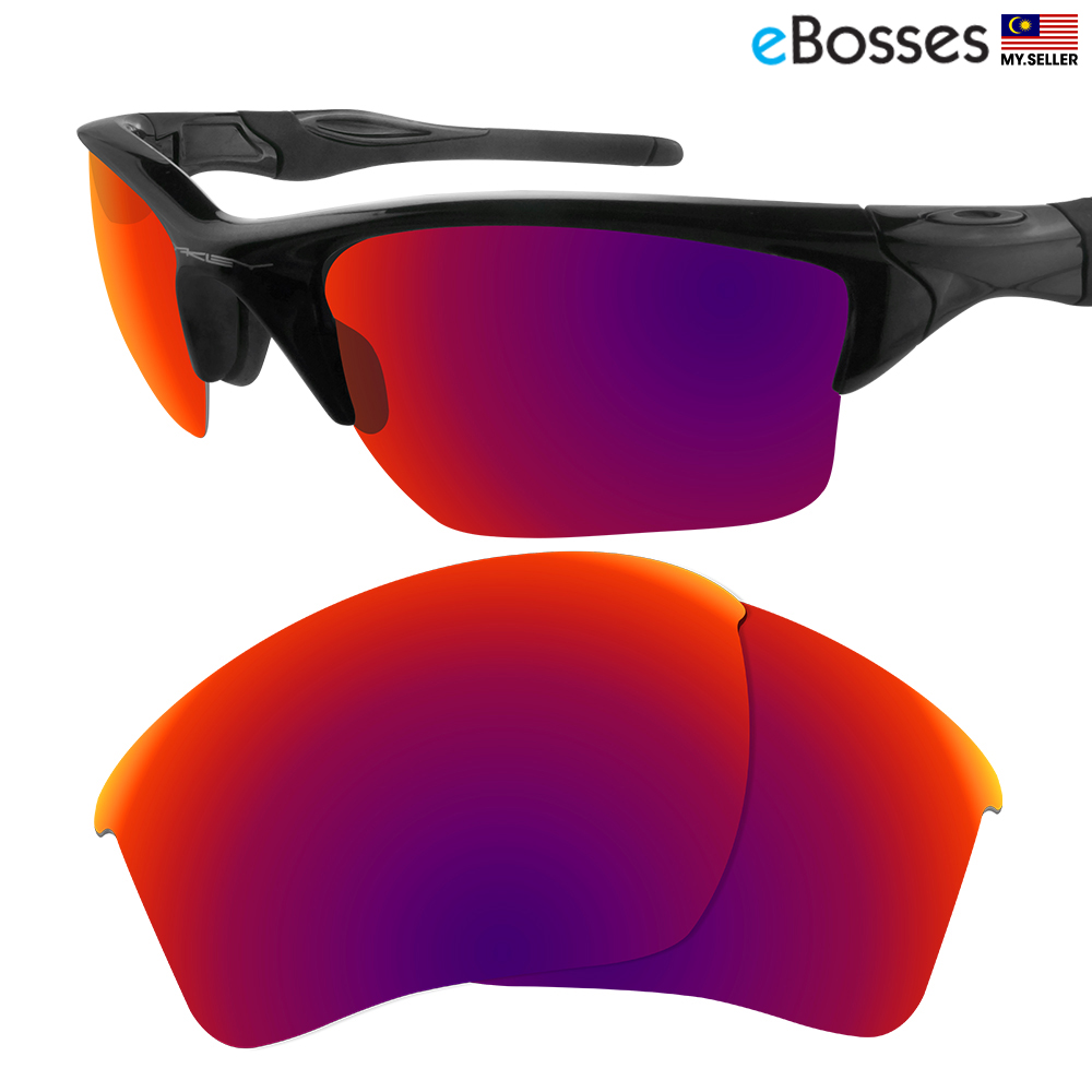 fad106837d eBosses Polarized Replacement Lenses for Oakley Half Jacket 2.0 XL - M. ‹ ›
