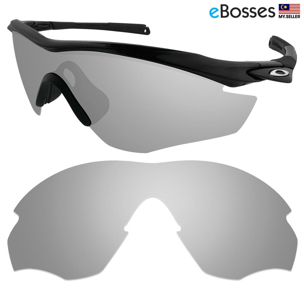 203dcf5151 eBosses Polarized Replacement Lenses for Oakley M2 Sunglasses - Titani. ‹ ›