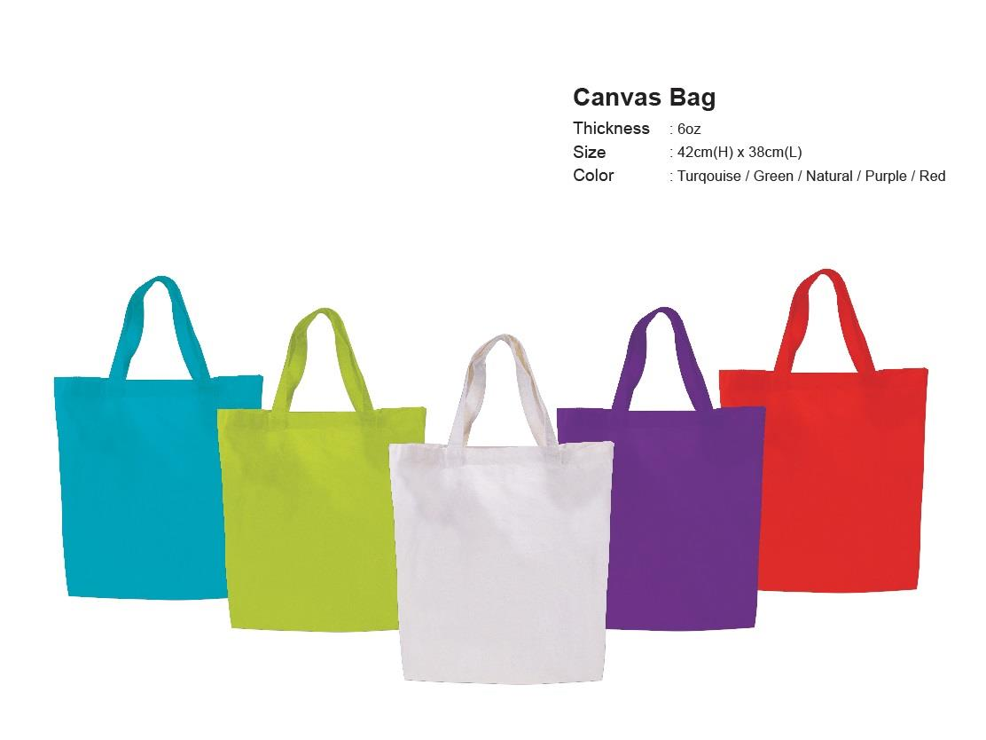 Eco-Friendly Canvas Tote Bag