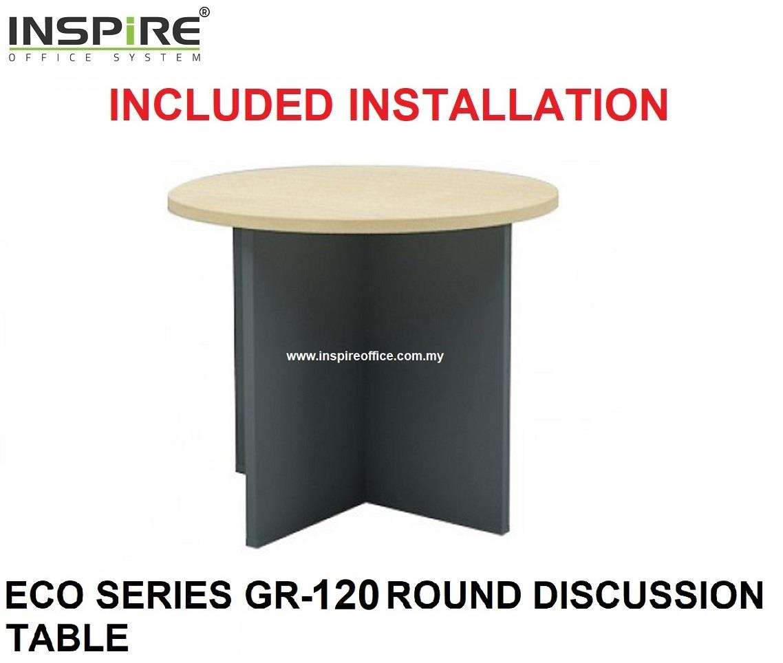 ECO SERIES GR-120 ROUND DISCUSSION TABLE