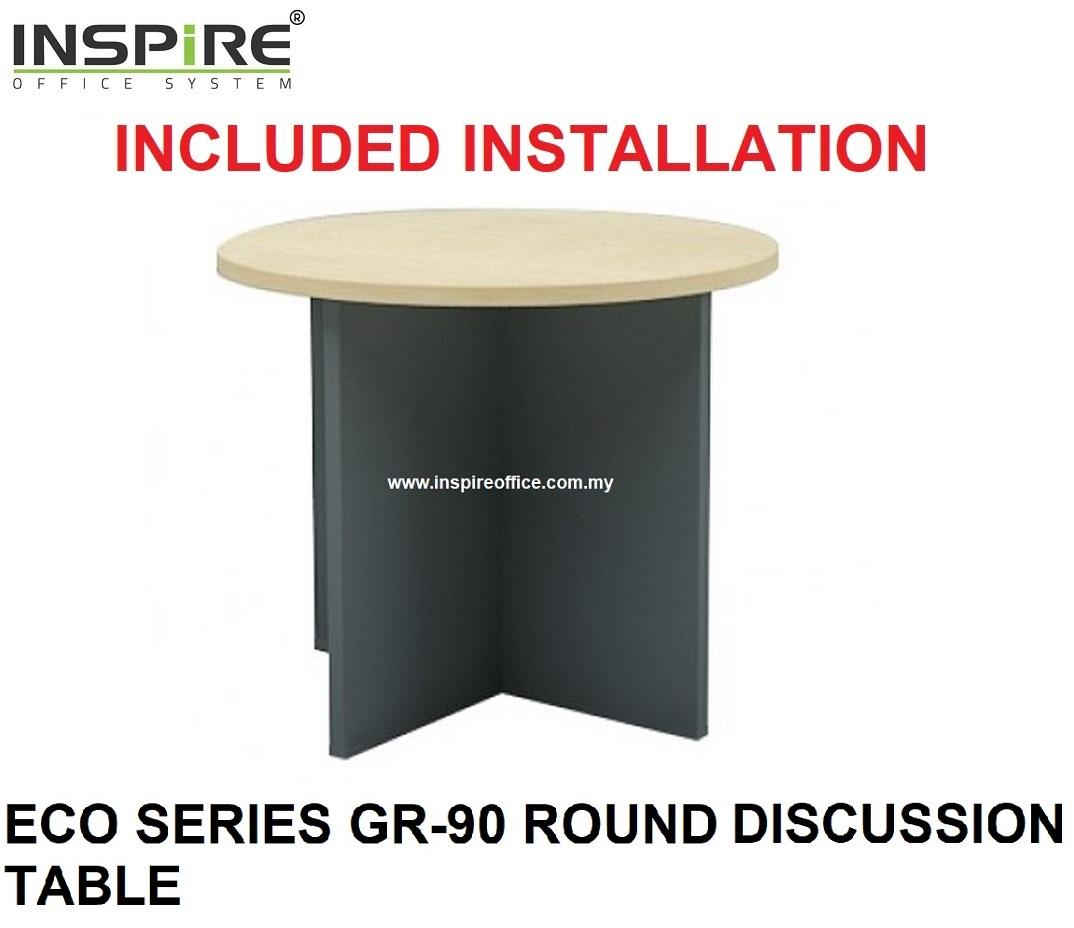 ECO SERIES GR-90 ROUND DISCUSSION TABLE