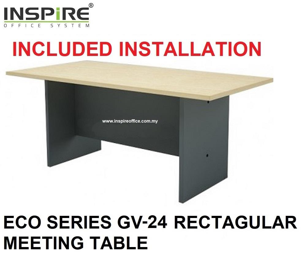 ECO SERIES GV-24 RECTAGULAR MEETING TABLE