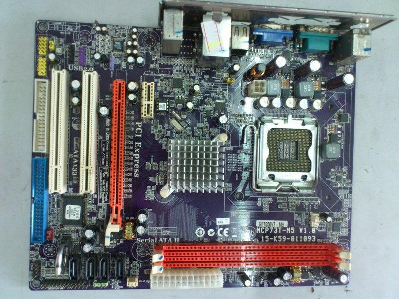Download ECS GFVT-M5 (V) NVIDIA Chipset Driver for Windows XP 64 bit