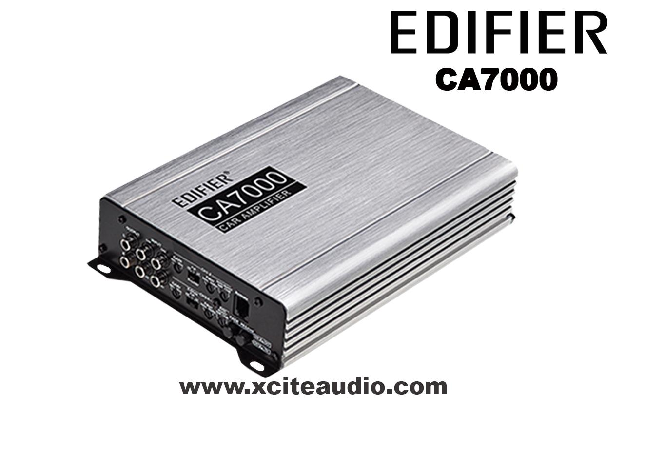 Edifier CA7000 RMS 90W x 4 Class-D 4-Channel Car Amplifier