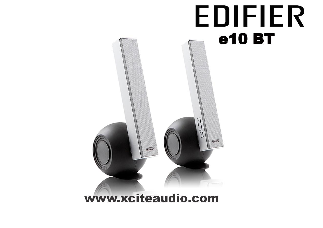 Edifier Exclaim E10BT High performance integrated 2.0 speaker system