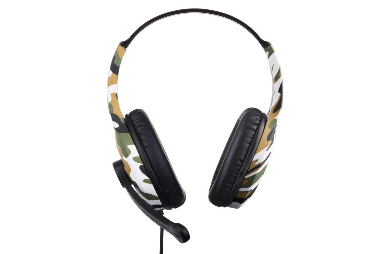 EDIFIER USB WIRED 7.1 HEADSET (G10) CAMOUFLAGE MATTE