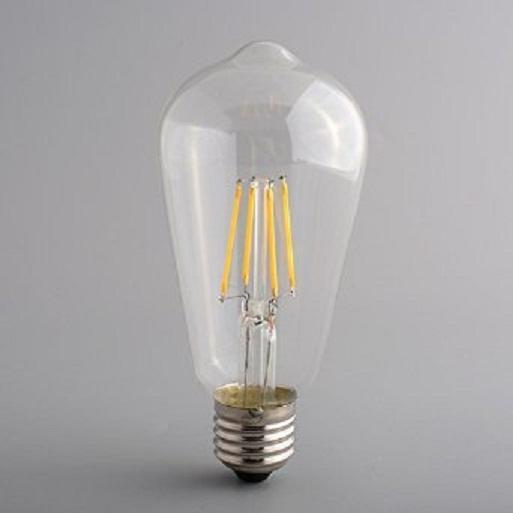 Edison Bulbs 4 Tier Led Vintage Light Bulb: Edison 4W ST64 LED Vintage Light Bul (end 1/24/2019 8:21 AM