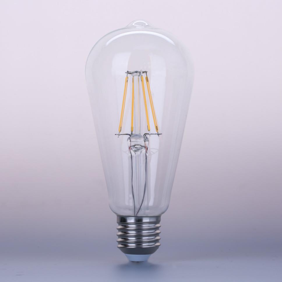 Edison St64 E27 4w Led Filament Bulb End 9 4 2019 1015 Am Fluorescent Lamp Driver