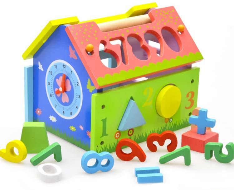 Educational Wooden House Numbers Sh End 1182021 844 Am