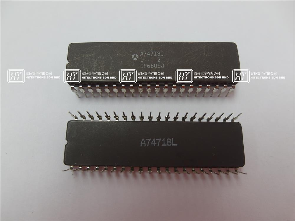 EF6809 8BIT MICROPROCESSING UNIT