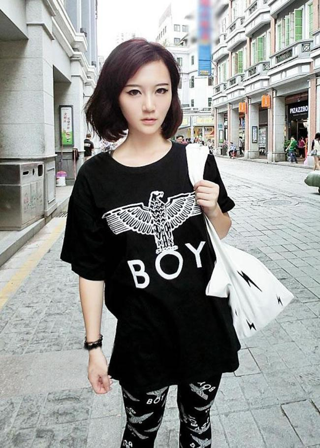 Eft4463 Boy Eagle Korean T Shirt Bl End 2 1 2019 12 00 Am