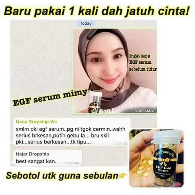 EGF Gold Serum Mimy Beauty