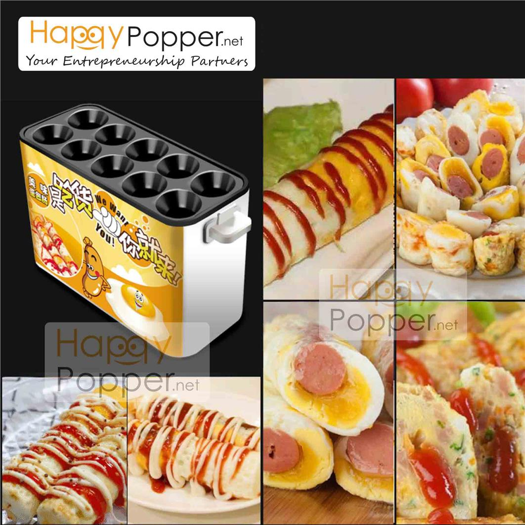 egg omelette Master Sausage Machine breakfast cooking tool