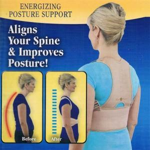 [EH1103-17561] Royal Posture - Energizing Posture Support