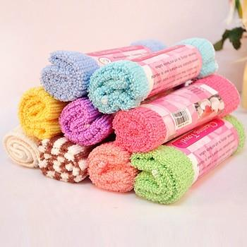 [EH1510-13488] Bamboo Charcoal Fiber Superabsorbent Water Small Towel