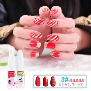 [EH861-17264-3] Bright Many Color DIY Nail Polish Set - 3#
