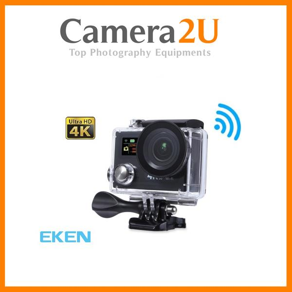 EKEN H8R Action Camera WiFi (Black)