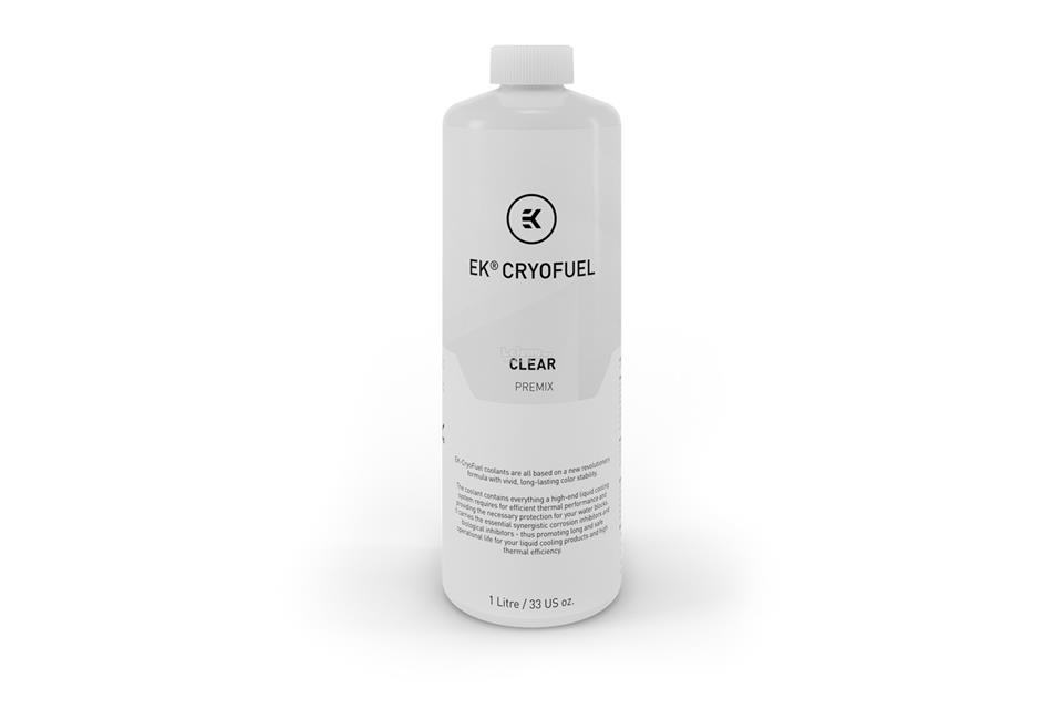# EKWB EK-CryoFuel Clear (Premix 1000mL) #