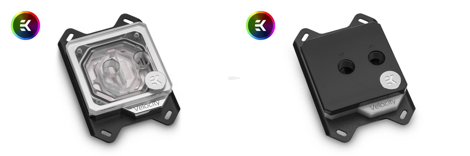 # EKWB EK-Velocity D-RGB # 2 Color Available | AMD