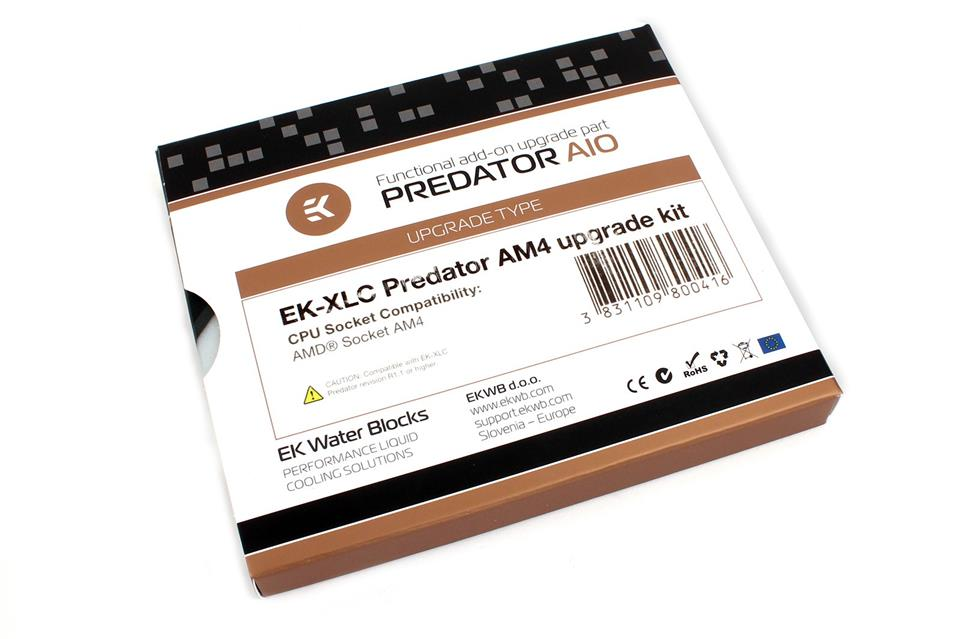 # EKWB EK-XLC Predator AM4 Upgrade Kit #