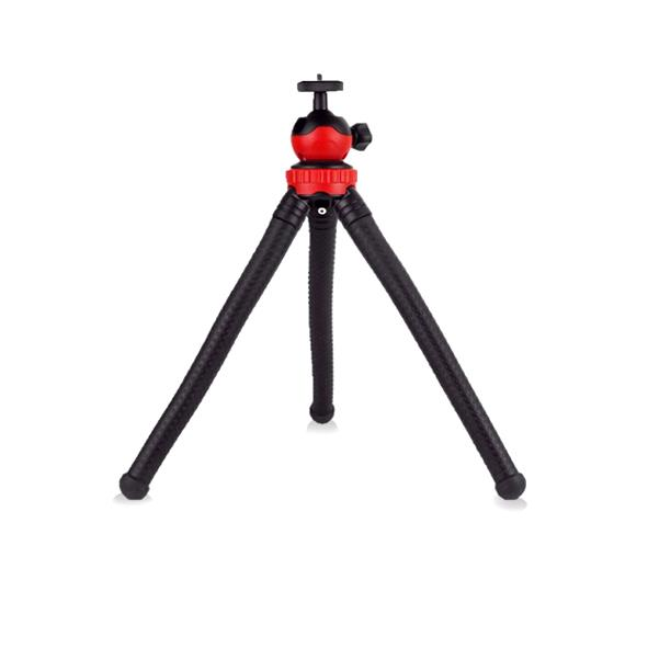 Elastic Pod DSLR Video Camera Flexible Action Tripod BlueTooth Trigger