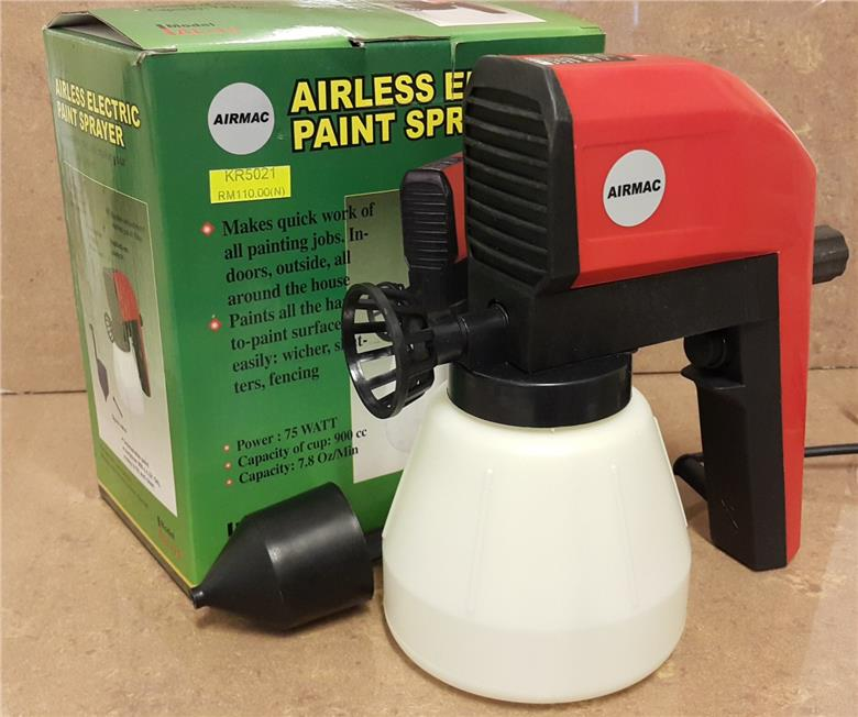 Electric Airless Paint Sprayer ID115021