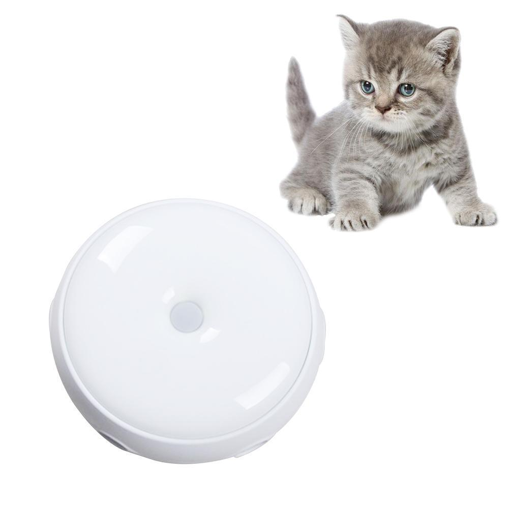 Electric Cat Toy Smart Teasing Stick Game Spinning Turntable Cat Catch