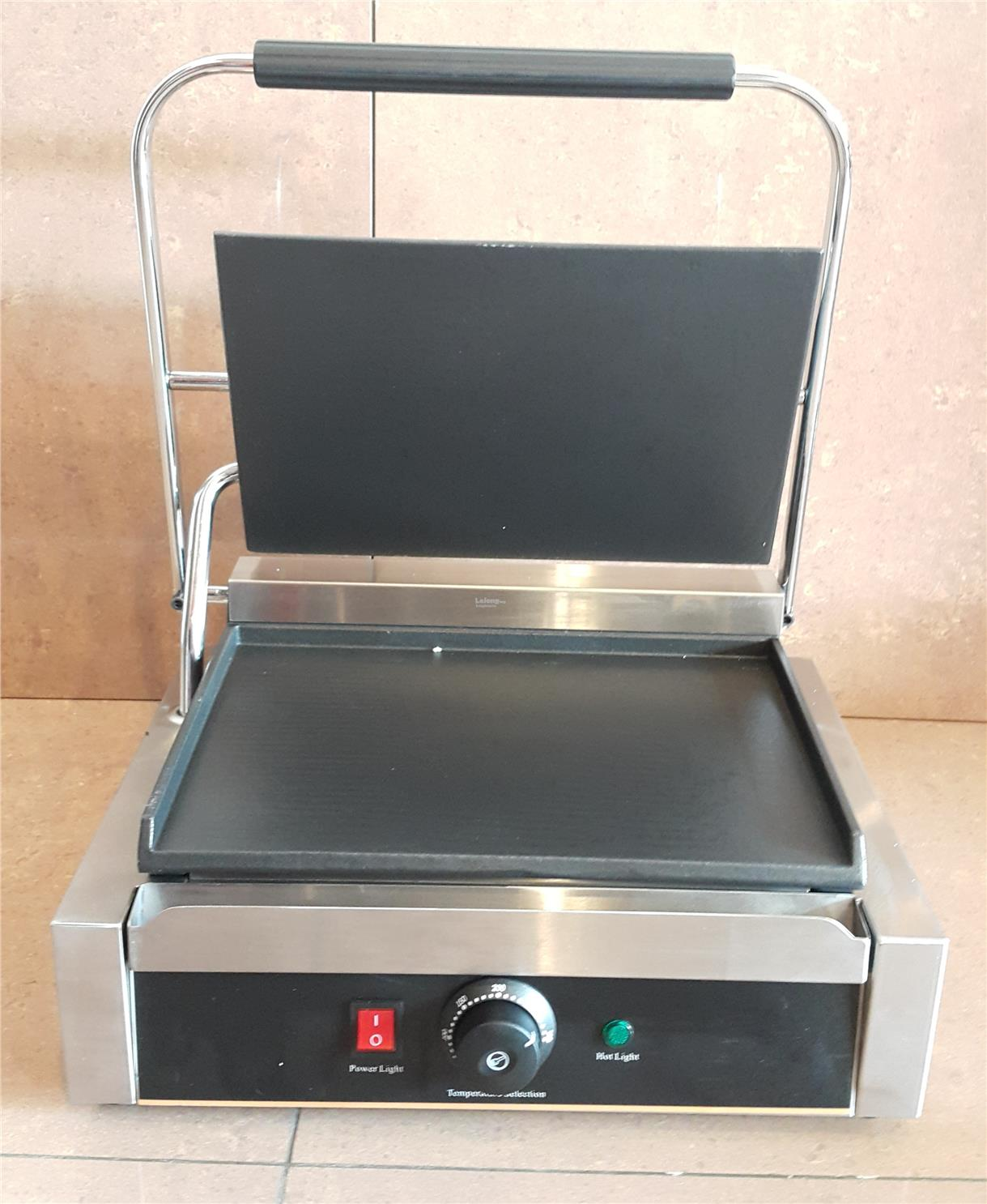 Electric contact grill single head ID889148