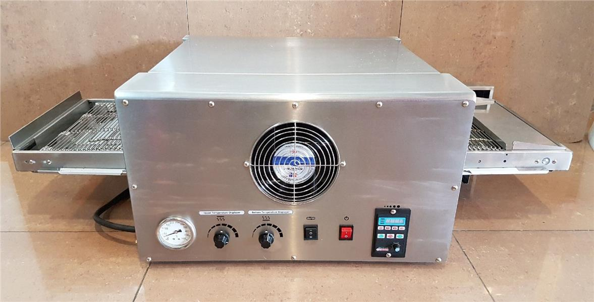 "Electric Conveyor Pizza Oven 12"" ID31105"