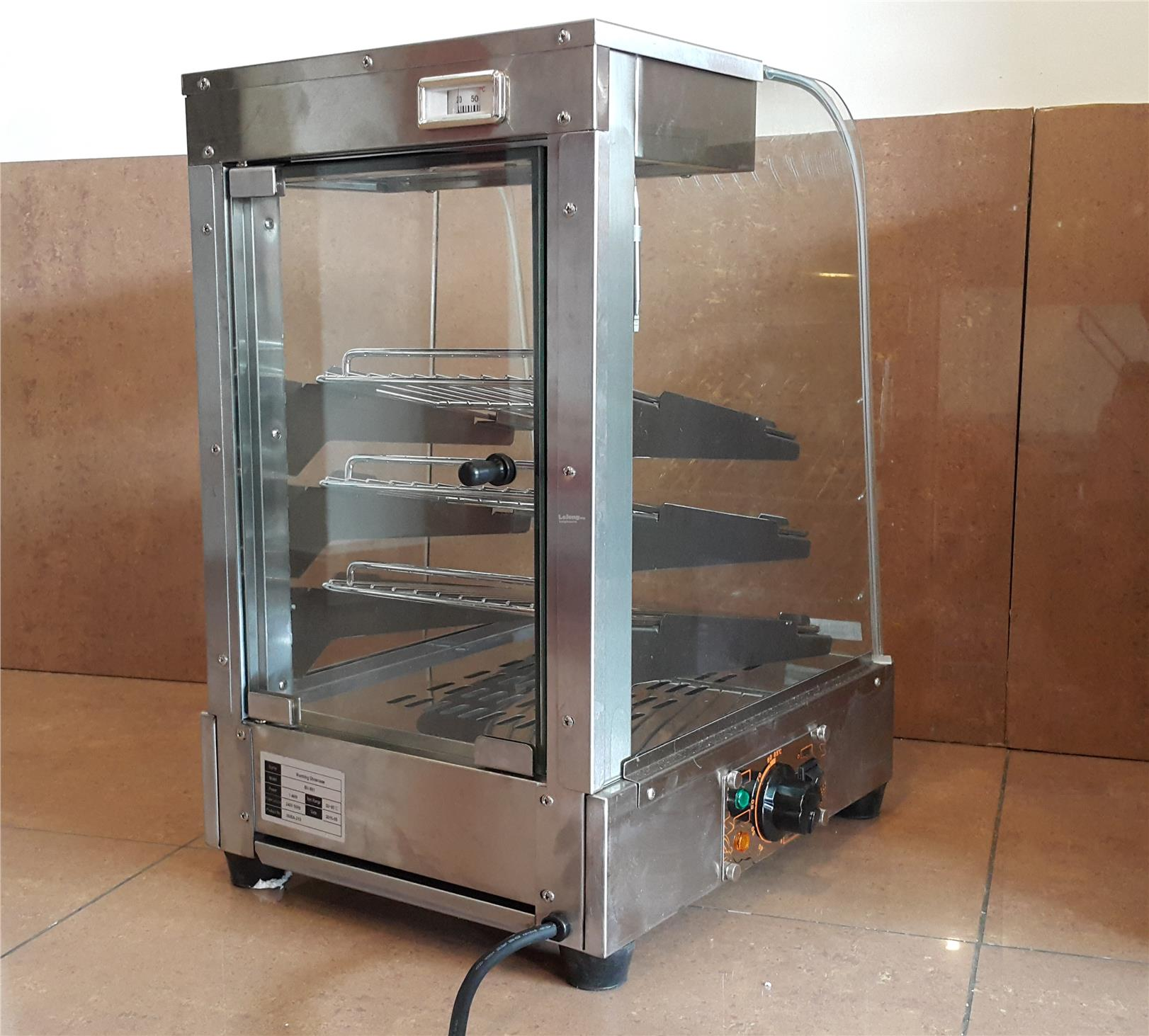 electric food warmer showcase ID339173