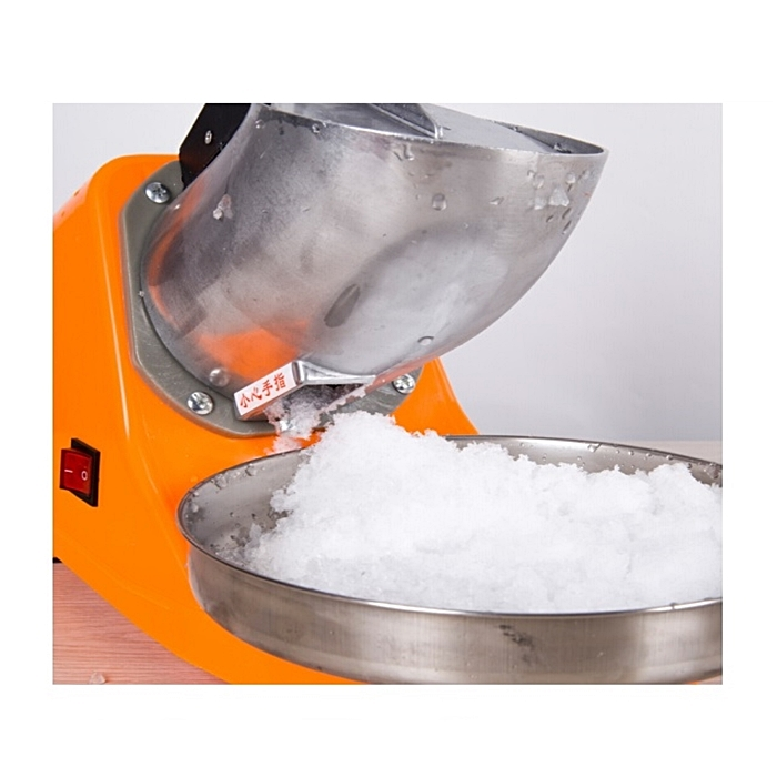 Electric Ice Crusher Shaver Machine (end 7/4/2022 12:00 AM)