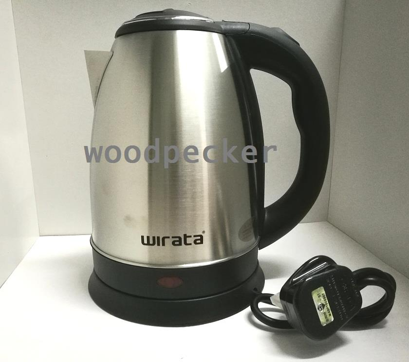 Electric Kettle Stainless Steel JK-2115 6209292