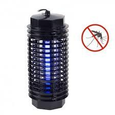 Electric Mosquito Fly Bug Insect Zapper Killer Control With Trap Lamp