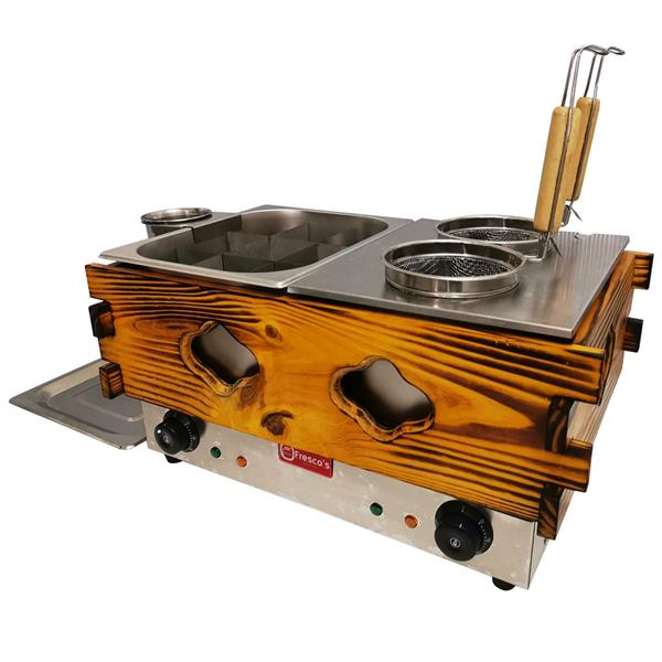 Electric Oden & Noodle Cooker FEH-20BA Oden Machine