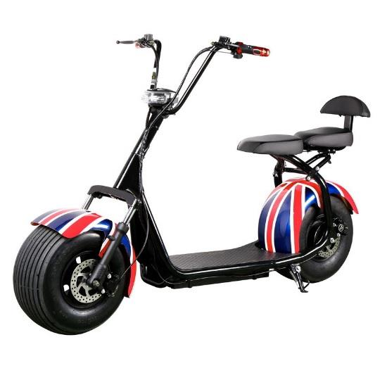 electric scooter harley 1000w 60v end 4 4 2018 10 15 pm. Black Bedroom Furniture Sets. Home Design Ideas