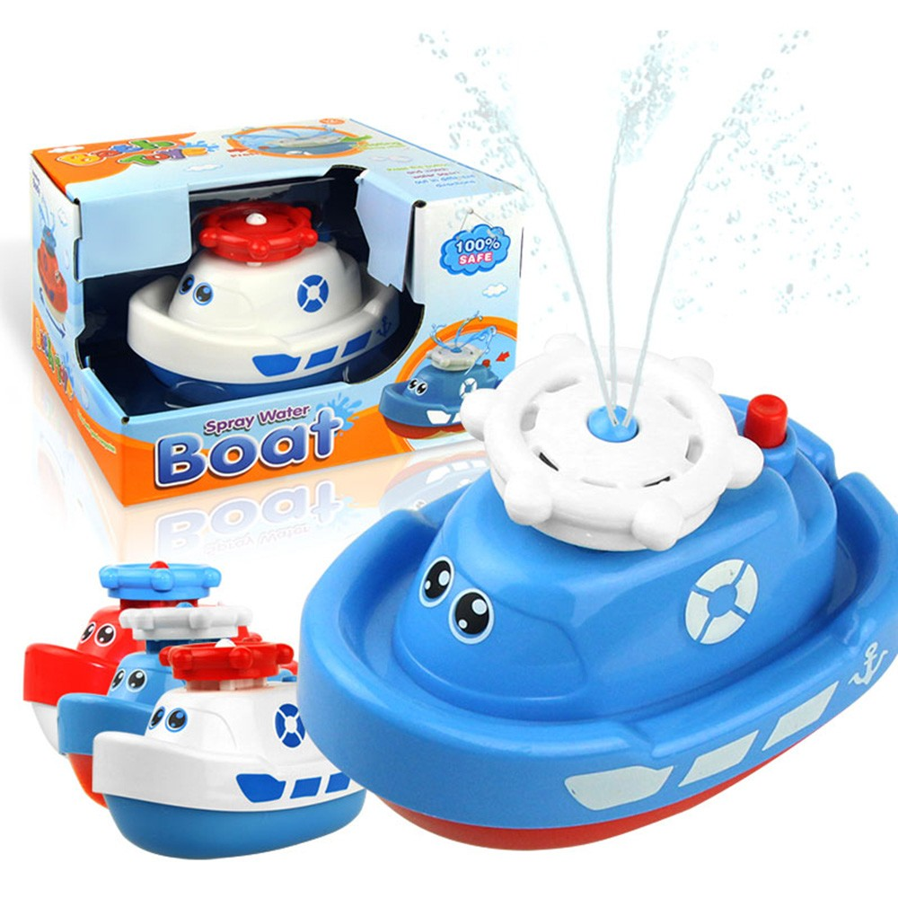 Electric Spray Water Boat Baby Bath (end 4/12/2019 11:24 AM)