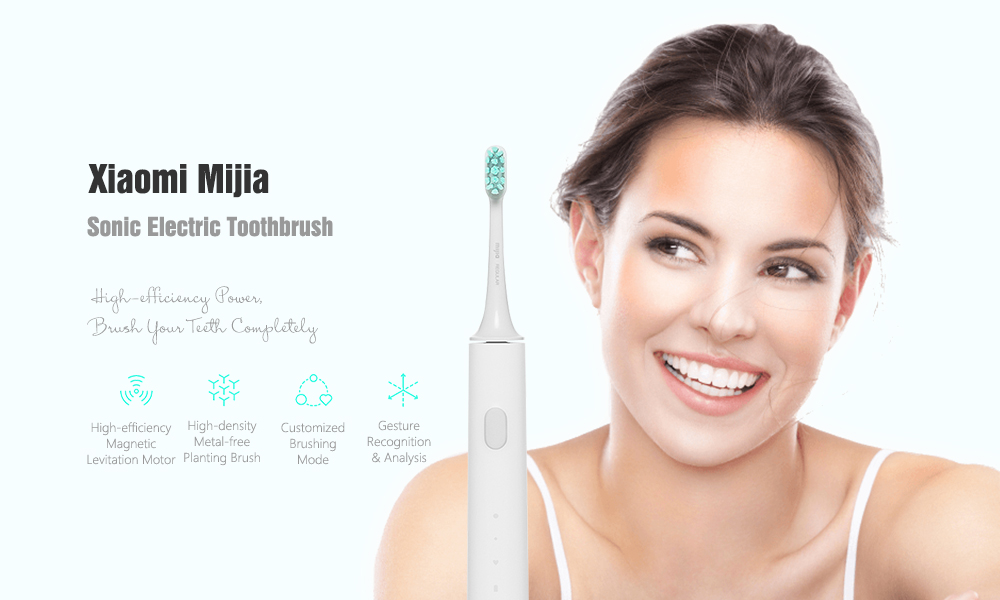 Electric Toothbrushes - XIAOMI Toothbrush Stand - XIAOMI Mijia Recharg..
