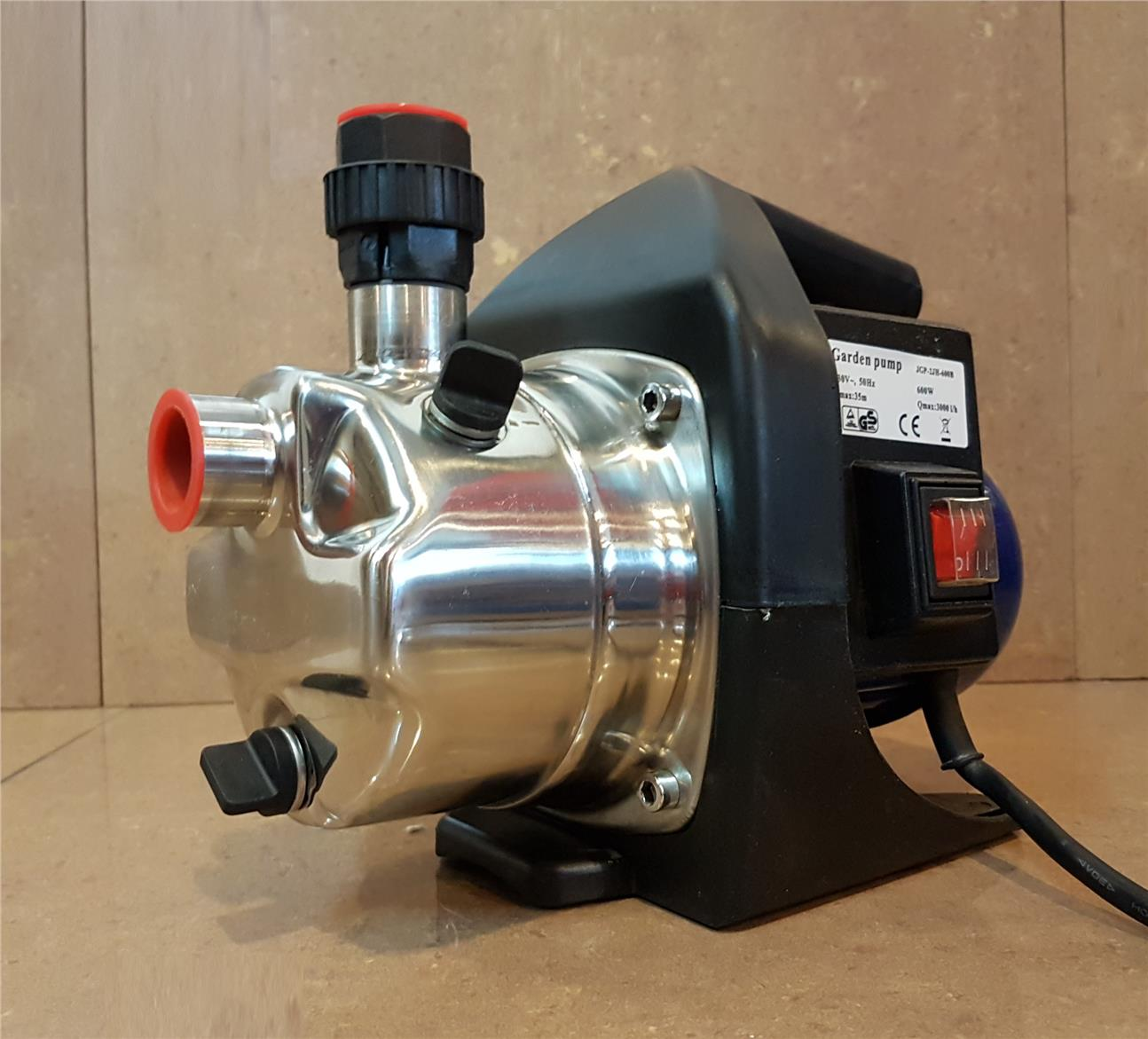 Electric Water Pump ID552695
