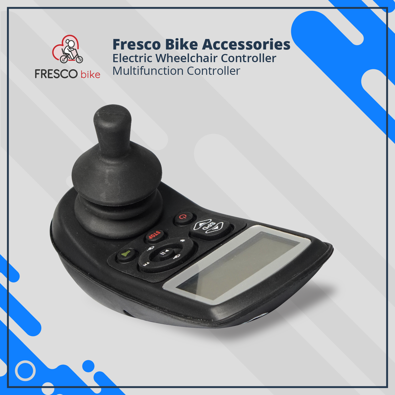 Electric Wheelchair Multifunction Controller